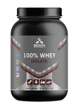 2lb 100% Whey Isolate Chocolate – 31 servings