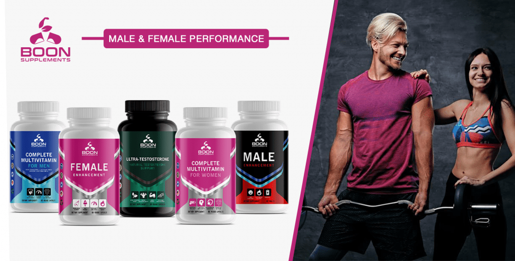 Male and femal performance